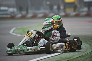 Kart Breaking news Jarno Trulli's son makes WSK karting debut
