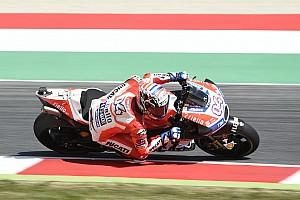 """MotoGP Noticias Dovizioso: """"No somos los más fuertes, pero podemos pelear por ganar"""""""