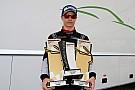 Tris di vittorie a Misano per Mattia Drudi nella Carrera Cup Italia
