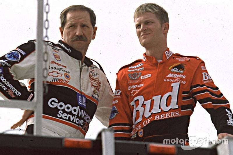dale earnhardt jr remembers his father on his 65th birthday