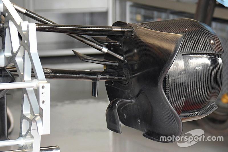 Технический брифинг: тормозной воздухозаборник Toro Rosso STR11