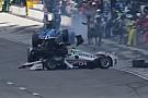Nach Boxenunfall bei IndyCars: NASCAR-Star fordert Halo-Einsatz