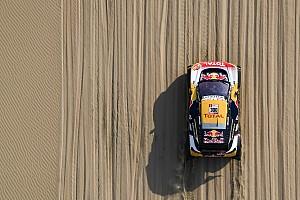 Dakar Resumen del tramo Peugeot sobrevive a una dura etapa en el Rally Dakar