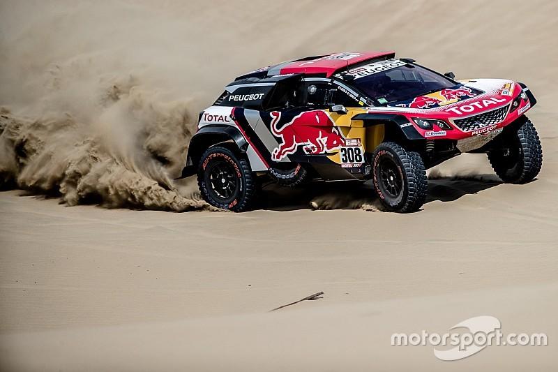 Dakar 2018: Peugeot domineert in tweede etappe met zege Despres