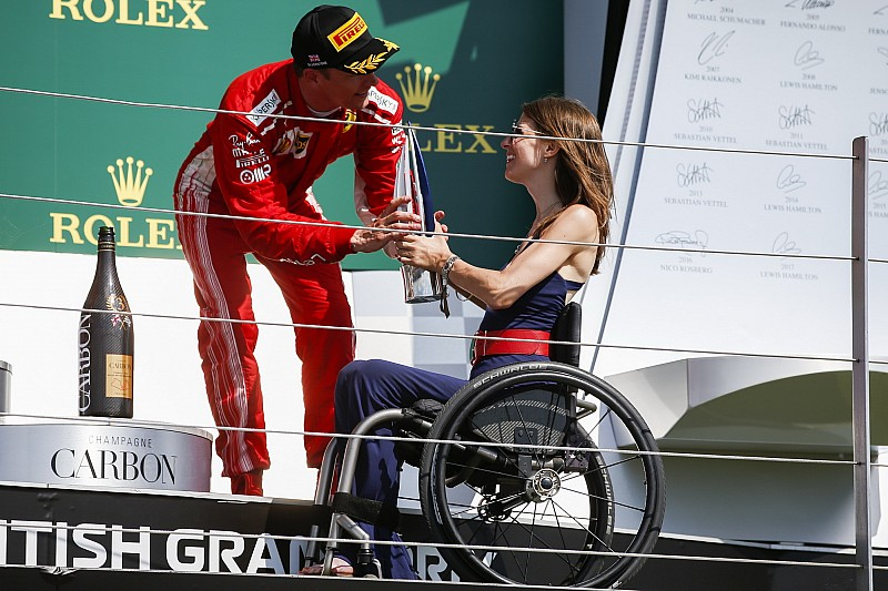 Nathalie McGloin álma a Forma-1-ben: Vettel, Räikkönen, Hamilton…