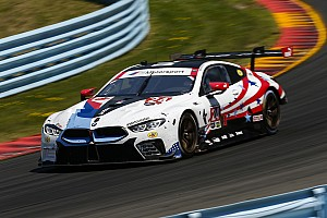Blomqvist replaces Sims in BMW's IMSA lineup