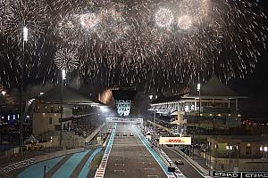 Formel 1 Fotostrecke Die schönsten Fotos vom F1-GP Abu Dhabi: Sonntag