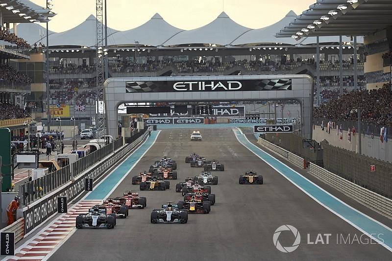 Zwei Autos gleichauf: Neue Startaufstellung in der Formel 1?