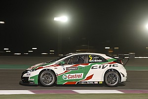 WTCC Breaking news Qatar WTCC: Michelisz breaks lap record in Thursday practice