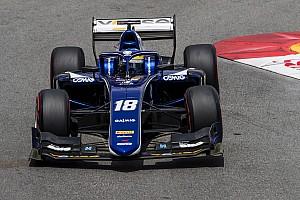 FIA F2 Новость Сетте Камара пропустит первую гонку Формулы 2 в Монако
