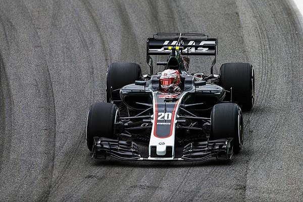 Magnussen recconoce que el Haas fue