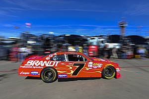 NASCAR XFINITY Breaking news NASCAR suspends crew chief of Xfinity title contender Justin Allgaier