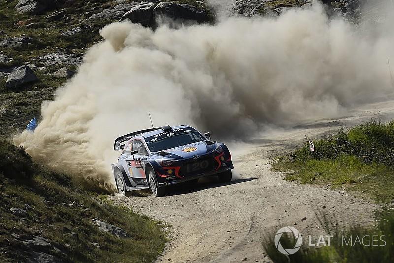 WRC-Rallye Portugal: Neuville trotzt dem Chaos und siegt