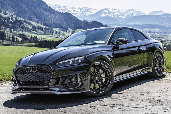 Automotive Breaking news Sinister Audi RS5-R by ABT is both beauty and beast