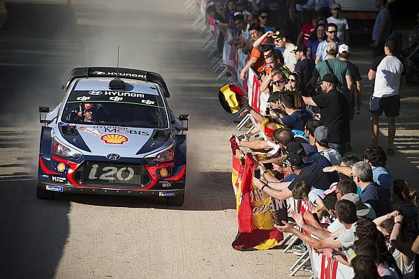 WRC Yarış raporu
