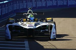 Формула E Отчет о квалификации Ди Грасси с риском дисквалификации завоевал поул в Уругвае