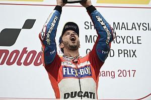 MotoGP 速報ニュース ロッシ、ドヴィツィオーゾを例に「若手には時間を与えるべき」と主張