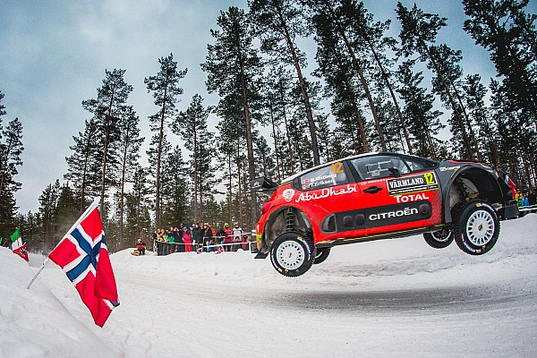 WRC Breaking news Citroen calls up Ostberg for two more rallies