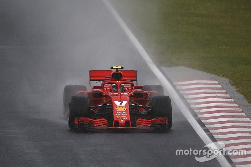 "Raikkonen: havia chance de estar ""confortavelmente"" na pole"