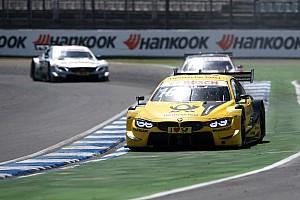 DTM Race report Hockenheim DTM: Glock wins thrilling second race