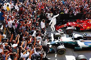 Formula 1 Race report GP Amerika: Kontroversi podium ketiga, Mercedes raih titel konstruktor