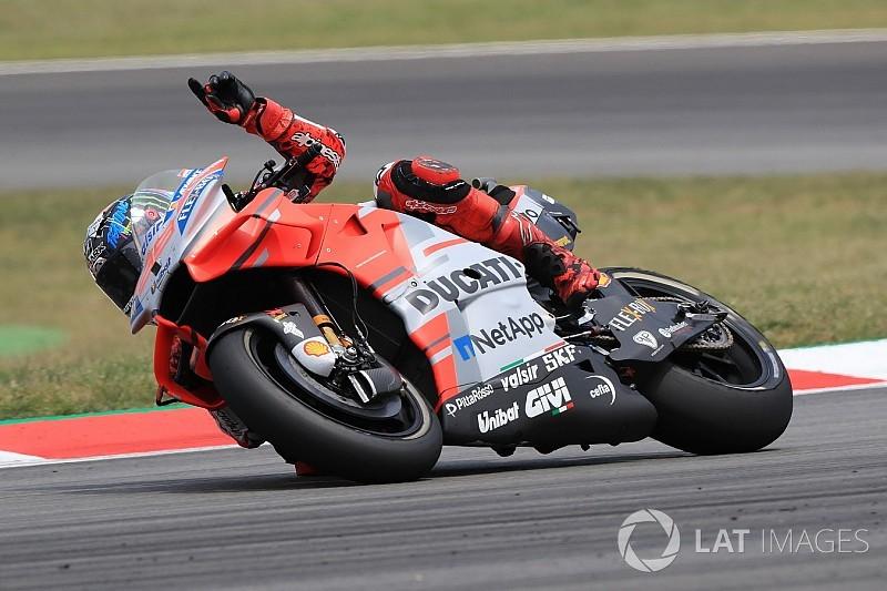 Barcelona Motogp Lorenzo Wins Again In Crash Filled Race