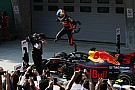 Ricciardo sorprende y gana el GP de China