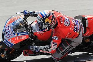 MotoGP Noticias Dovizioso pide mantener