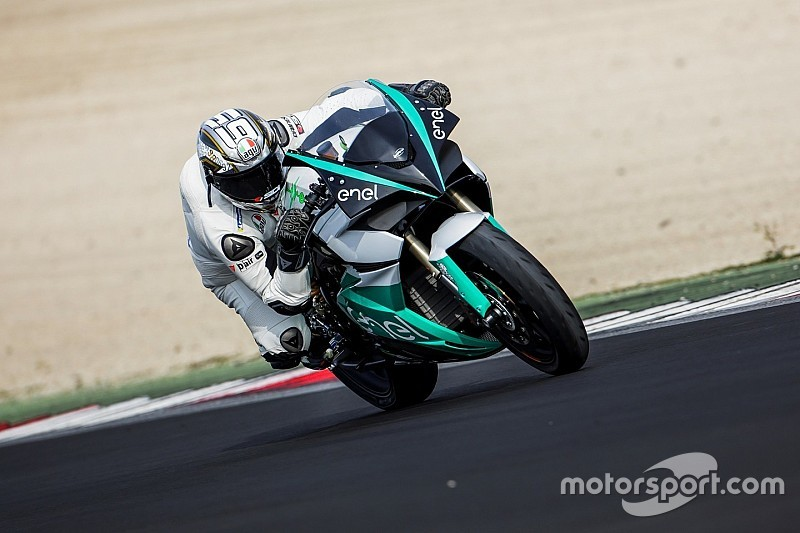 Eerste rijder MotoE-kampioenschap bekend