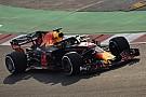 Red Bull lidera una primera mañana de test con problemas para Alonso