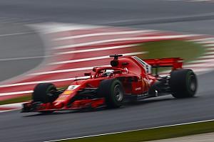 Formel 1 News Ferrari-Pilot Sebastian Vettel: