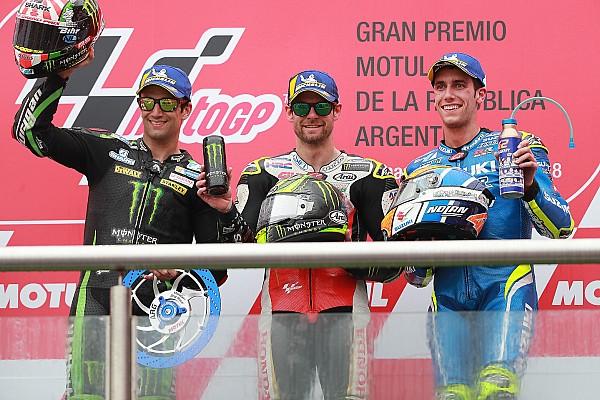 Alle MotoGP-Sieger des GP Argentinien in Termas de Rio Hondo