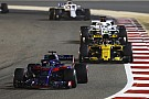 """サインツJr.「トロロッソ・ホンダの結果は、F1にとって良い""""物語""""」"""