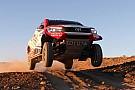 Rallye Dakar 2018: Toyota geht mit völlig neuem Hilux an den Start