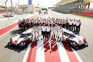 ポルシェLMP1チーム「大きなライバル、トヨタの優勝を祝福したい」
