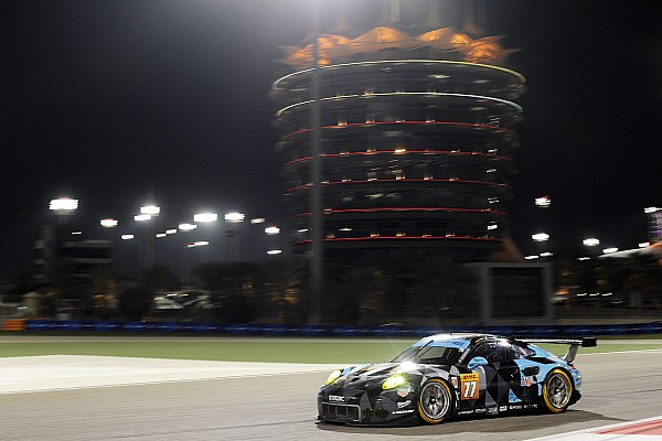 Bahrain sfortunato per Cairoli, che chiude vice-campione in GTE-Am