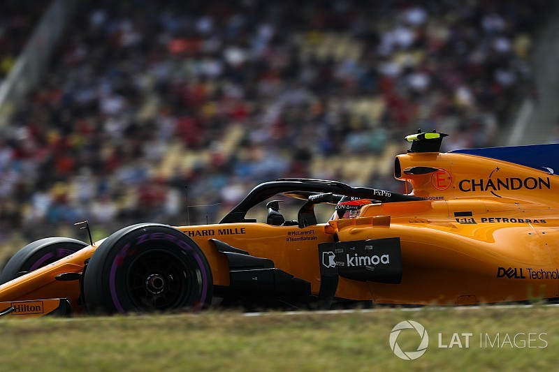 McLaren replaces Vandoorne's chassis after two-race slump