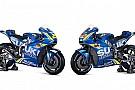 Галерея: новий мотоцикл MotoGP Suzuki