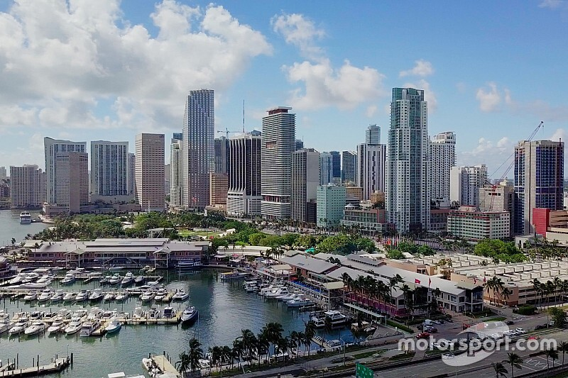 La F1 recibe más tiempo para decidir sobre el GP de Miami 2020