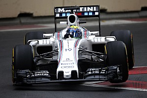 Formula 1 Qualifying report Massa qualified sixth and Bottas eighth for the European GP