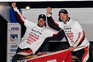 """Schweizer rallye Interview Sébastien Carron: """"Ich kann mich glücklich schätzen!"""""""