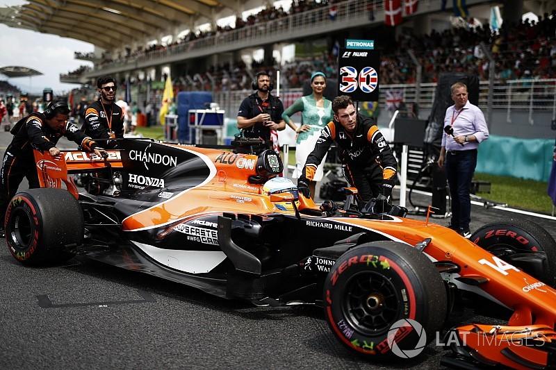 Alonso et McLaren pourraient faire face au dilemme de Honda à Suzuka