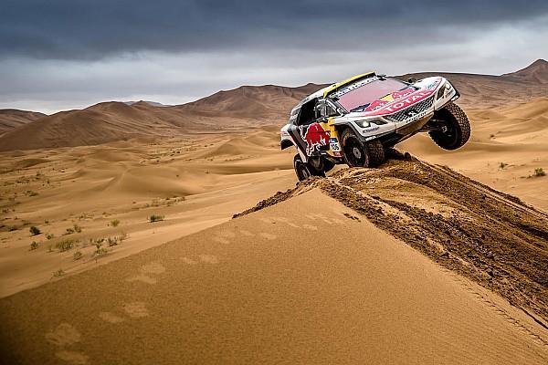 Silk Way Rally: Peterhansel vince la tappa, Despres ipoteca la gara