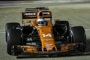 Fórmula 1 Últimas notícias McLaren tem como objetivo vitória e 3º no mundial em 2018