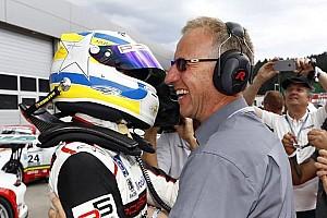 Porsche Supercup Gara Campbell domina e vince a Monza. Grande rimonta di Drudi: 3°!
