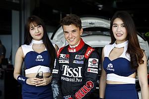TCR Motorsport.com hírek A TCR Európa-kupában folytatja pályafutását Tassi Attila