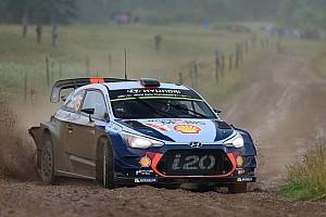 WRC Noticias de última hora Neuville, frustrado porque sus rivales no evitaron el podio de Ogier