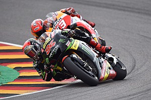 MotoGP Son dakika Folger Marquez'i geçebileceğini düşünmüş