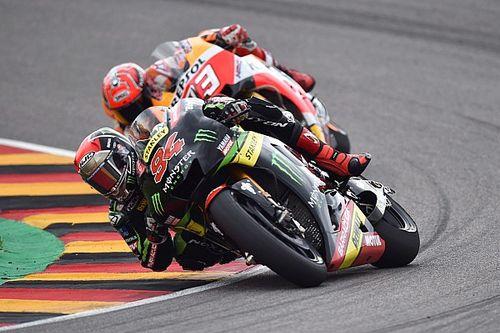 MotoGP 2017 am Sachsenring: Folger-Show bei Sieg von Marquez