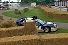 Vintage Ford RS200 bir gecede hurdadan çalışır hale getirildi